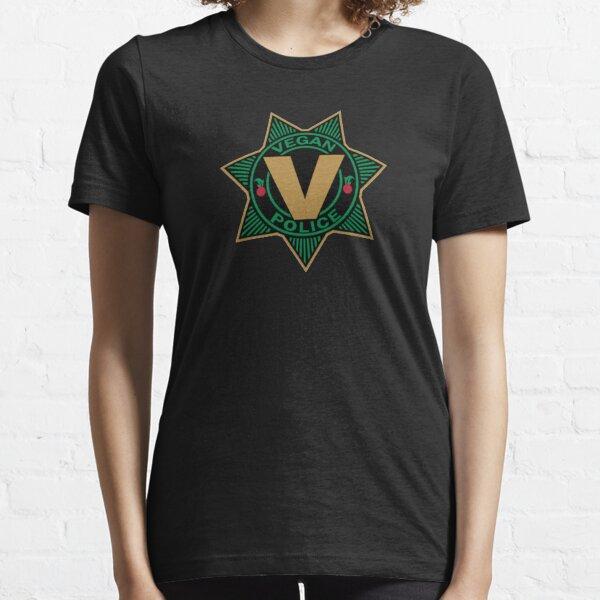Best Selling - Vegan Police Merchandise Essential T-Shirt