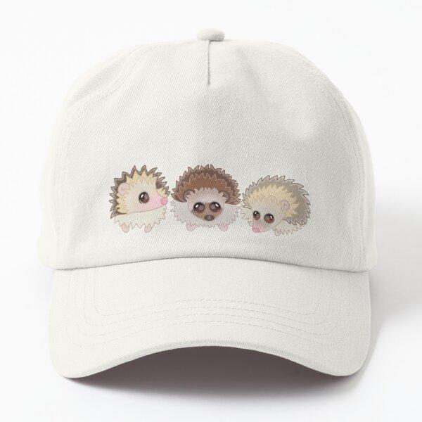 Hedgehog Collective Trio Dad Hat