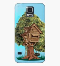 Tree House  Case/Skin for Samsung Galaxy