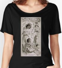 Performing Arts Posters Over the fence by Owen Davis a farcical comedy 1477 Women's Relaxed Fit T-Shirt