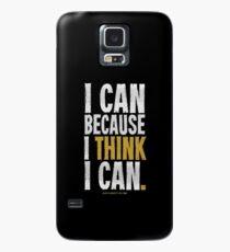 I Think I Can T-shirts & Homewares Case/Skin for Samsung Galaxy