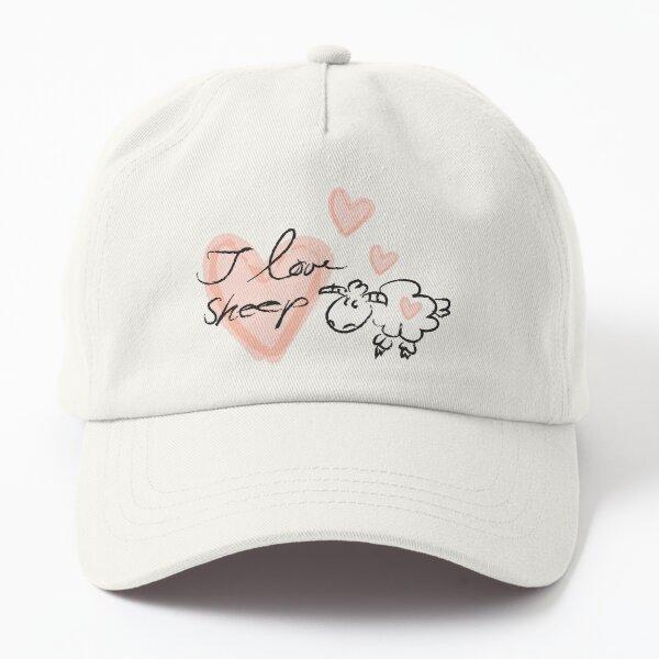 Sheep Dad Hat