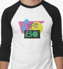 Cafe 80s – Back To The Future II, Marty McFly, Pepsi Perfect Men's Baseball ¾ T-Shirt