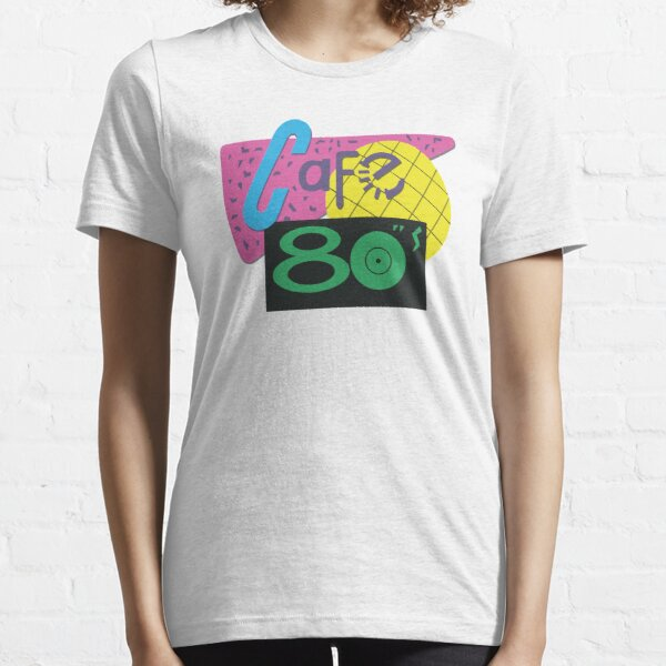 Cafe 80s – Back To The Future II, Marty McFly, Pepsi Perfect Essential T-Shirt
