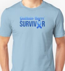 Guillain-Barre Syndrome Awareness GBS Awareness T-Shirt