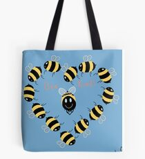 Bee kind! Tote Bag