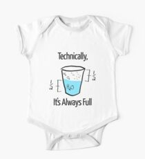 Science is Optimistic One Piece - Short Sleeve