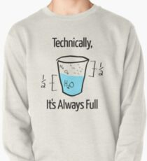 Science is Optimistic Pullover