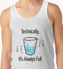 Science is Optimistic Men's Tank Top