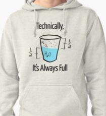 Science is Optimistic Pullover Hoodie