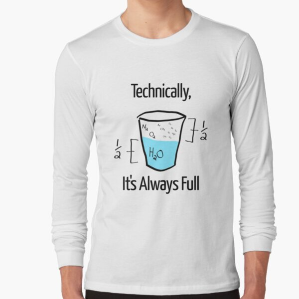 Science is Optimistic Long Sleeve T-Shirt
