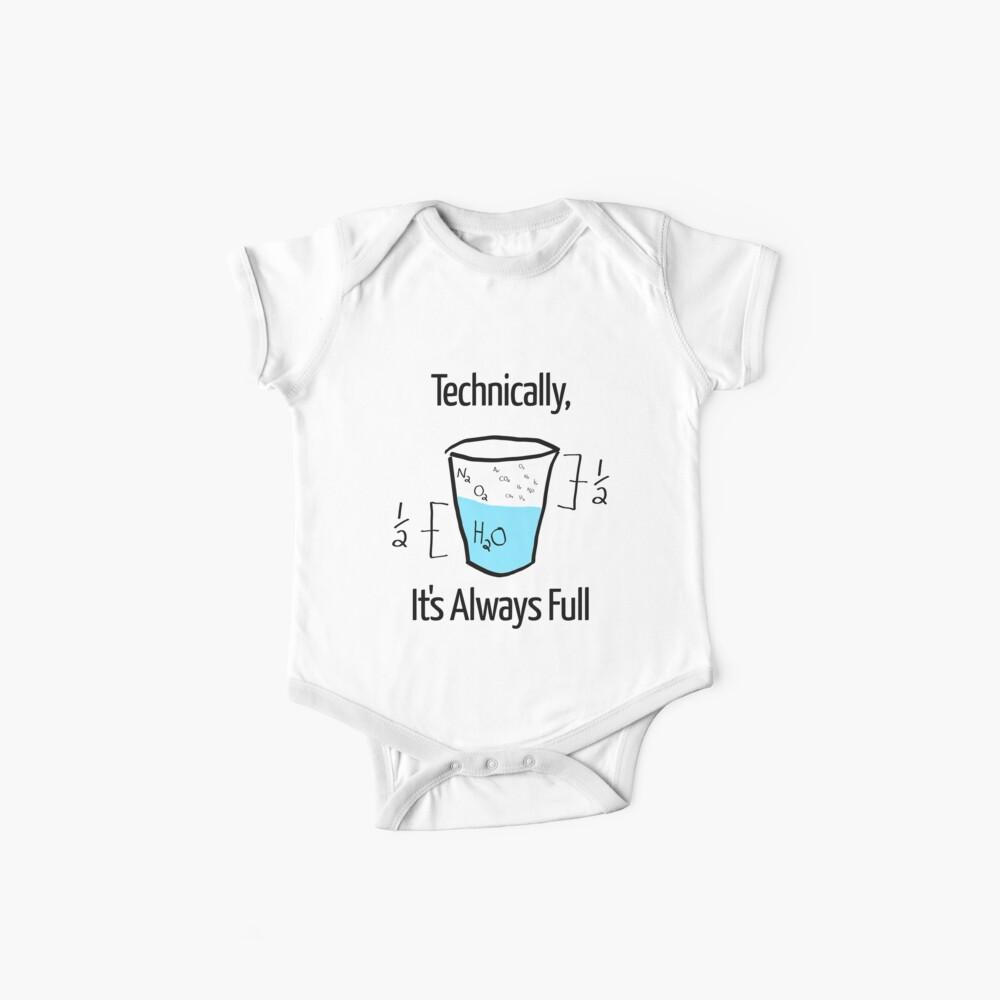 Die Wissenschaft ist optimistisch Baby Body