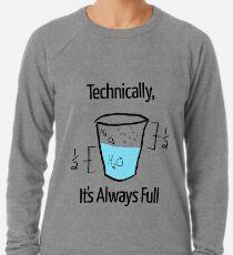 Science is Optimistic Lightweight Sweatshirt