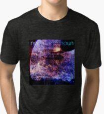 Noun Verb Noun – Zen Locust Tri-blend T-Shirt