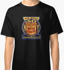 Socony Vintage oil and Gas USA Classic T-Shirt