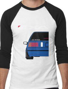 Nissan Exa Sportback - JAP Edition Blue Men's Baseball ¾ T-Shirt