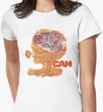 Can - Tago Mago Women's Fitted T-Shirt