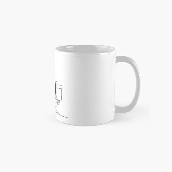Poopin' Portrait   Lester Classic Mug