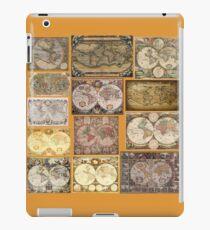 Old World Maps iPad Case/Skin
