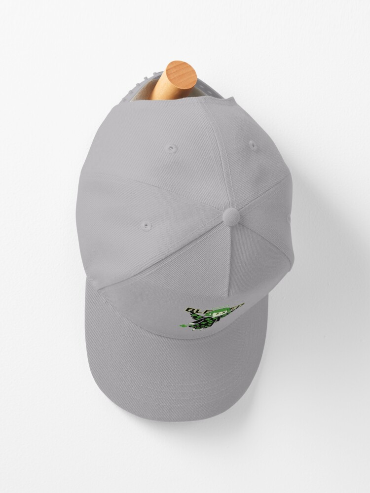 Alternate view of Lucky Clover Blessed Angel - Good Luck Charm Cap