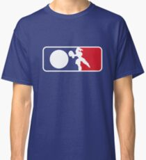 Lucioball Pro Sports League Logo Classic T-Shirt