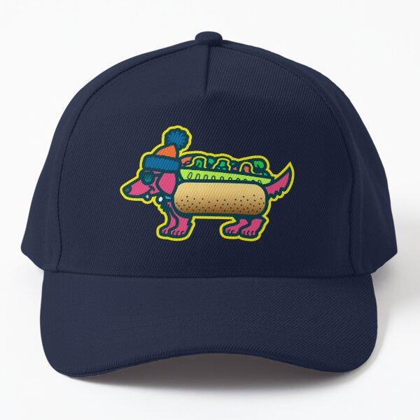 Da Chicago Shades Dog Baseball Cap