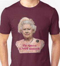 Queen Elizabeth is NOT Amused T-Shirt