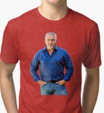 Paul Hollywood #2 Tri-blend T-Shirt