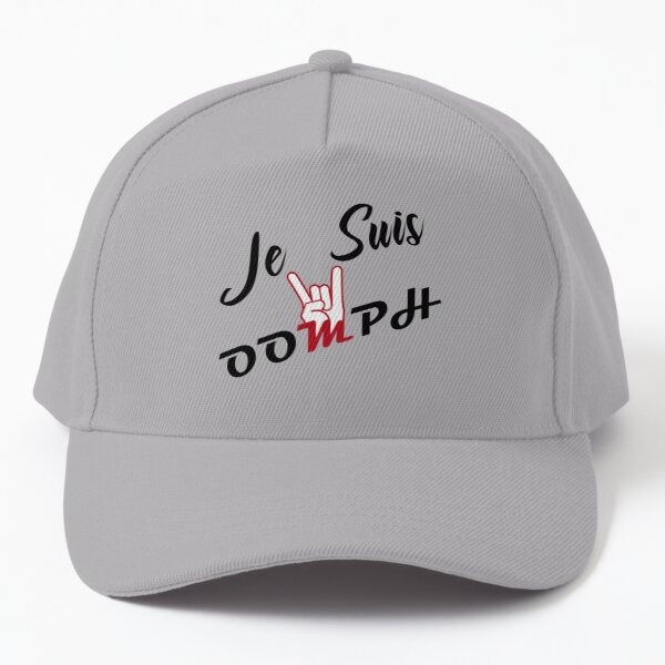 Je suis OOMPH. I am OOMPH Baseball Cap