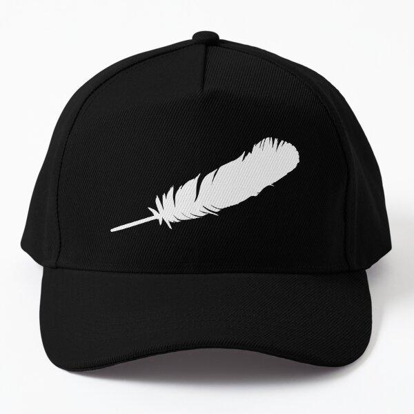 Blue Origin Feather - White Baseball Cap