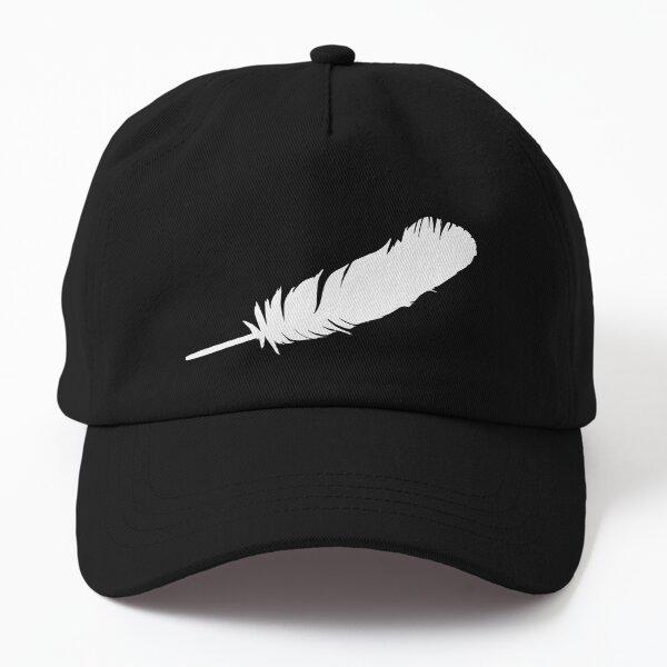 Blue Origin Feather - White Dad Hat