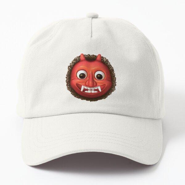 Ogre Emoji Dad Hat