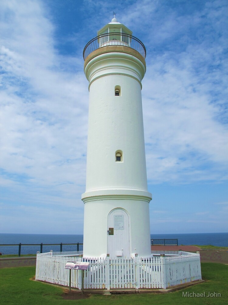 Kiama Lighthouse by Michael John