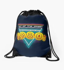 Out of the Closet Since the 1980's Drawstring Bag