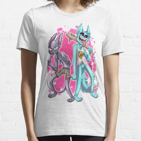Krystal and Skinny - Mom-Friendly Pink Blood Edition Essential T-Shirt