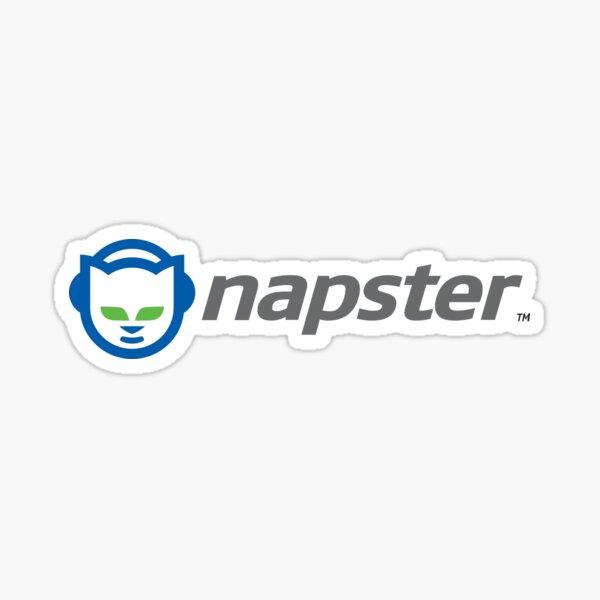 Napster Sticker