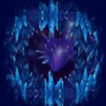 Crystal Heart by mejingjard
