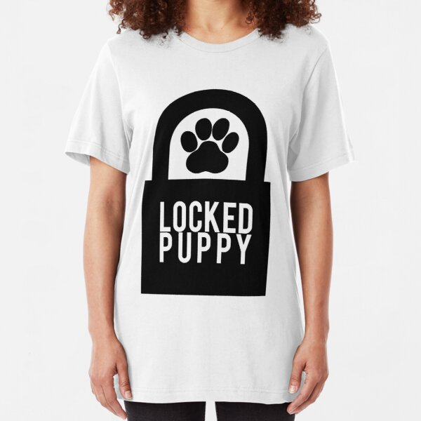 Locked Puppy Slim Fit T-Shirt