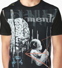Le Foetus mental /// Street Art Graphic T-Shirt