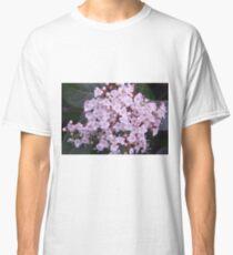 Pink flowers Classic T-Shirt