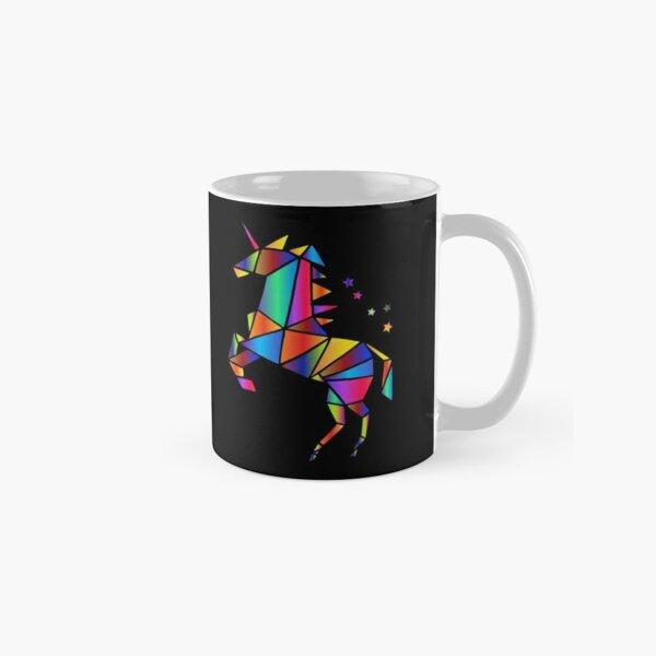 Unicorn Shapes Classic Mug