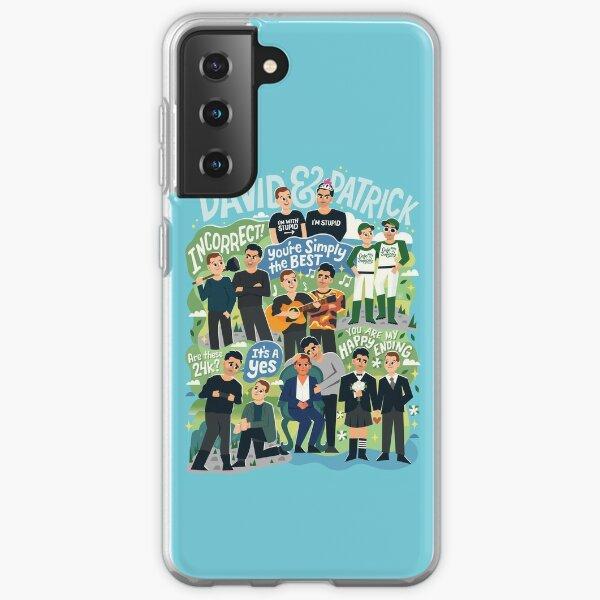D&P Collage Samsung Galaxy Soft Case