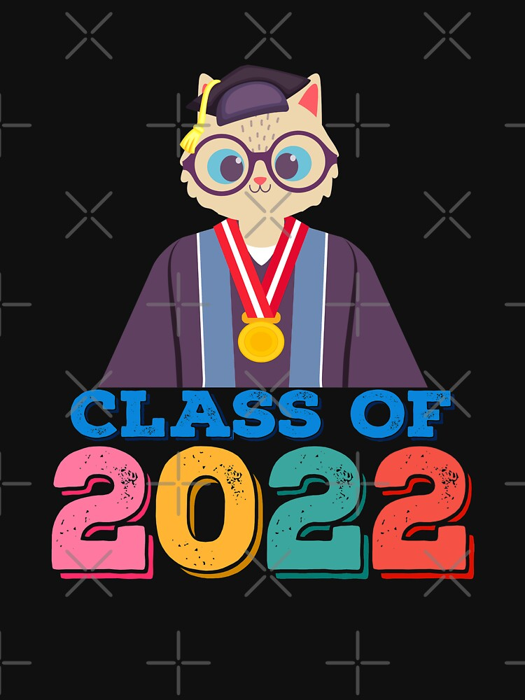 Class Of 2022 , Funny Design 2022 by MoSaid