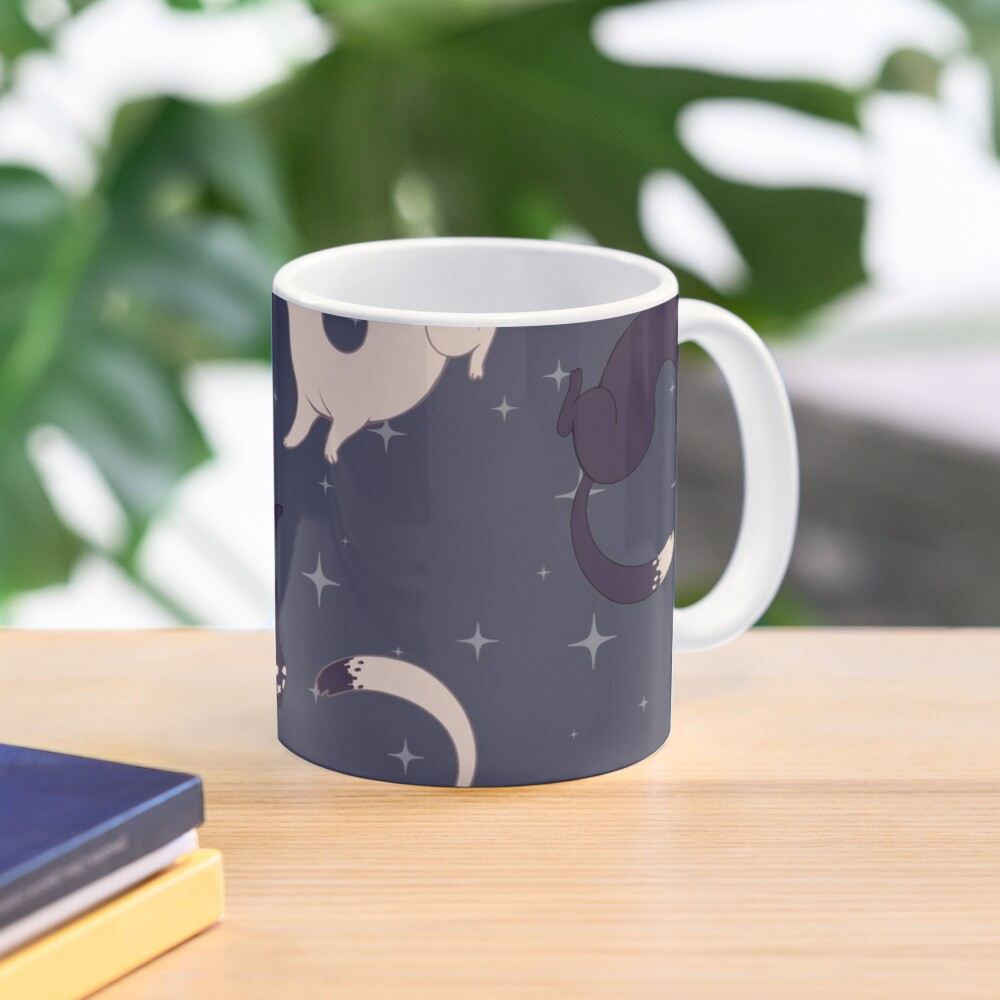 Mystic weasels pattern Mug