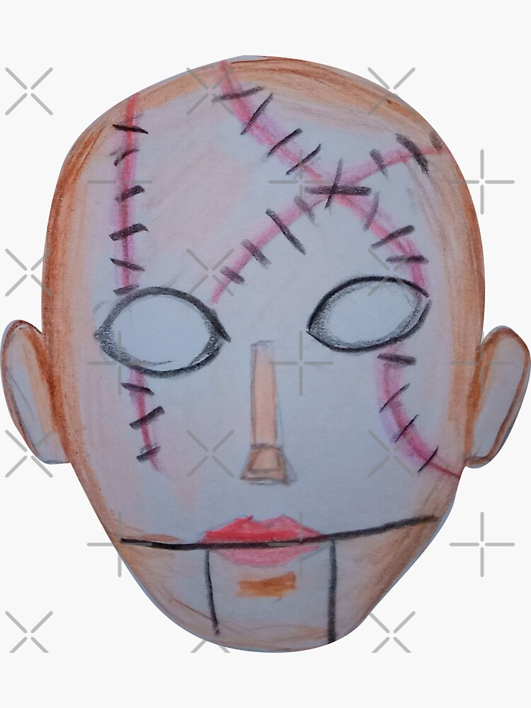 Halloween Monster Head by wowaid
