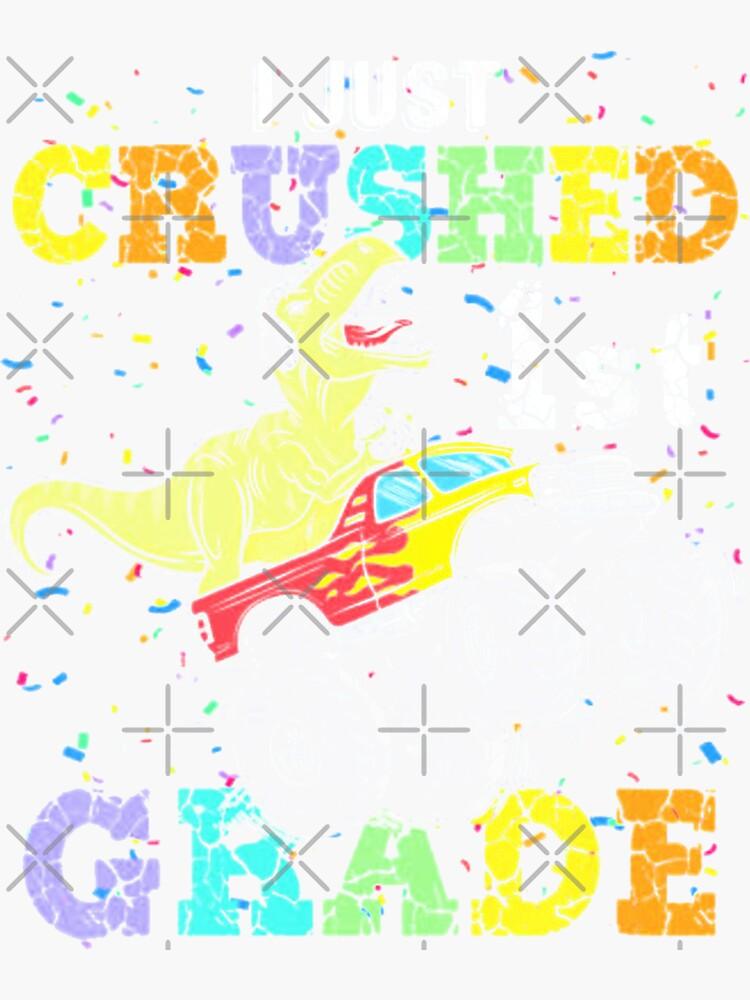 I Just Crushed First Gradec by raunguaqua