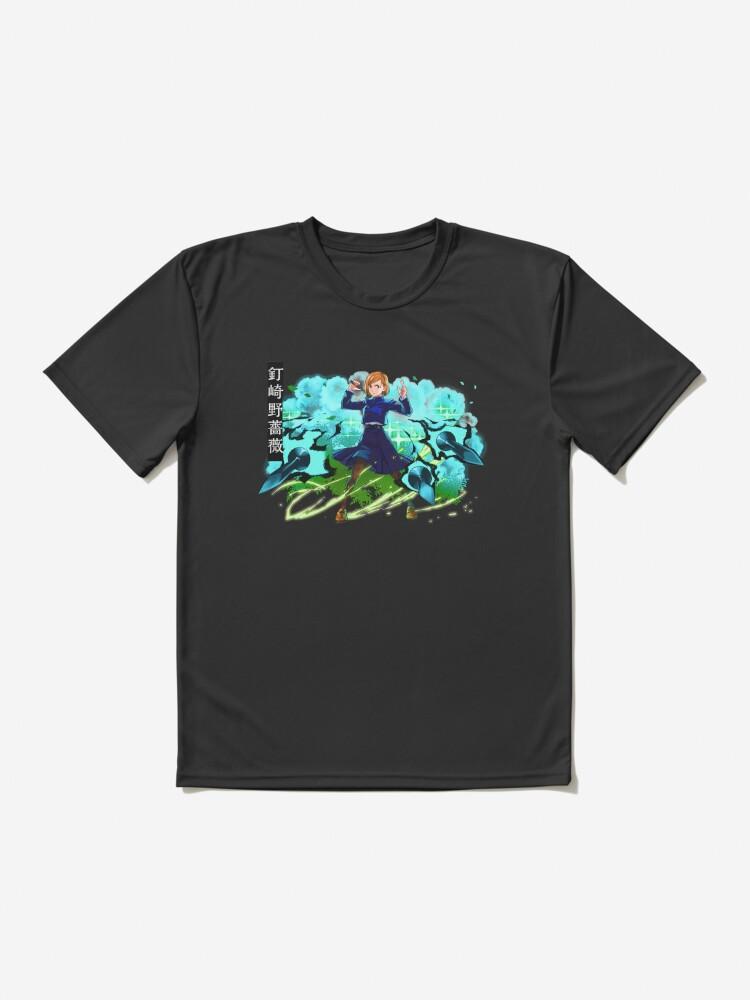 Alternate view of NOBARA KUGISAKI Active T-Shirt