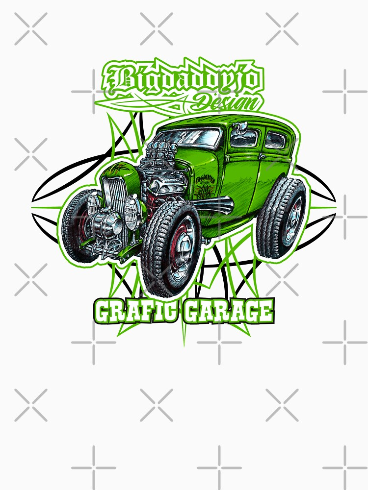 Grafic Garage by Bigdaddyjo