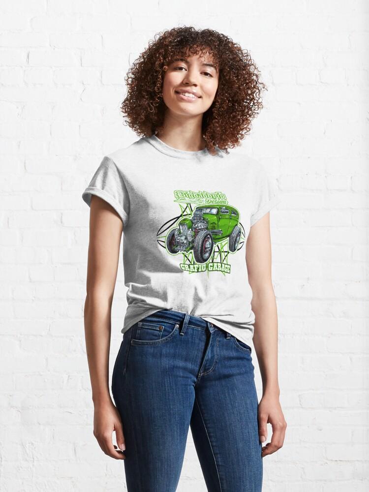 Alternate view of Grafic Garage Classic T-Shirt