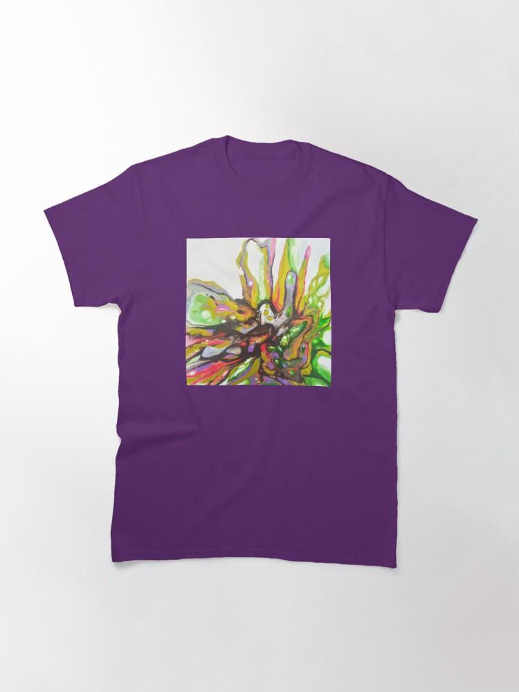 Alternate view of il fiore magico Classic T-Shirt